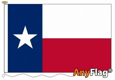 TEXAS ANYFLAG RANGE - VARIOUS SIZES